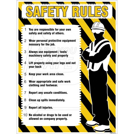 Protector Firesafety India Pvt Ltd Safety Rules In