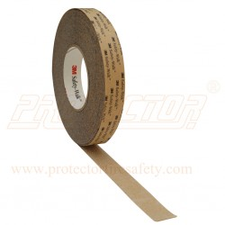 3M 620 Anti skid tape 24 mm X 18.3 M clear