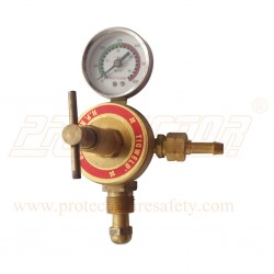 S. S Single Gauge Regulator Acetelene