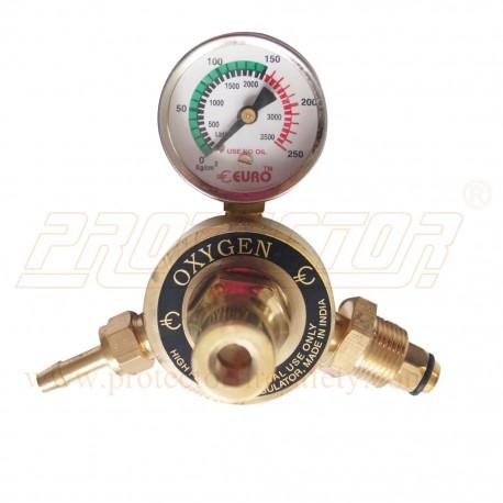 S. S Single Gauge Regulator Oxygen