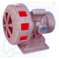 Safety siren horizontal single mounting brushless JAS-200