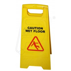 Caution Floor Stand Wet Floor
