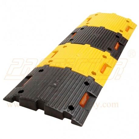 Speed breaker plastic 250 X 350 X 50 mm