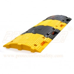 Speed breaker plastic 250 X 350 X 50 mm Pioneer
