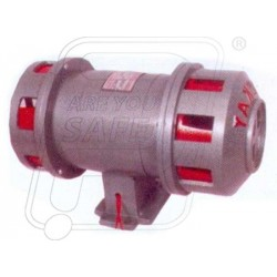 Safety siren horizontal double mounting J1D-200
