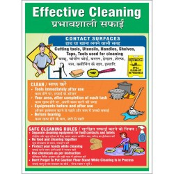 Effective Cleaning