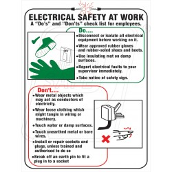 Electrical Safety at Work Place