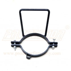 Trolly bracket for 9 kg CO2 fire ext.