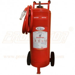 Fire Extinguisher water CO2 50 ltr. cartridge type Andex