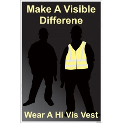 Wear High Vis Jacket