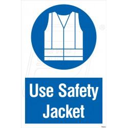 Use Safety Jacket