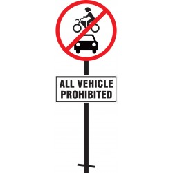 All Vehicle Prohibited