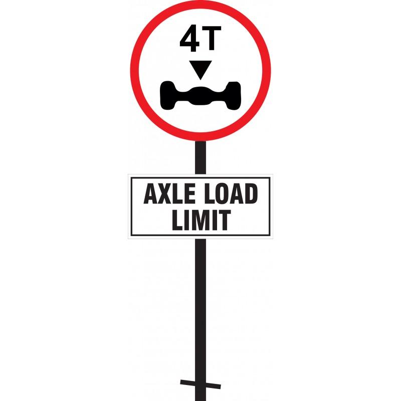 Axle Load Limits : Axle load limit