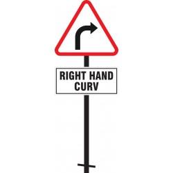 Right Hand Curv