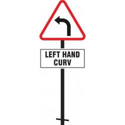 Left Hand Curv