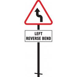 Left Reverse Bend