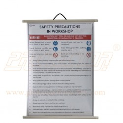 Safety Precaution in Workshop (English)