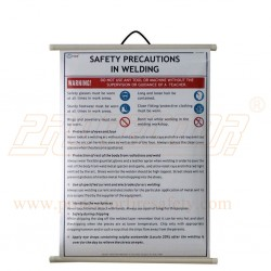 Safety Precautions in Welding (English)