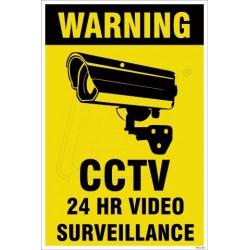 CCTV 24 HR Video Surveillance