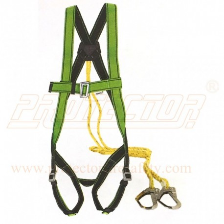 FBH Double Rope Scaffold Hook Eco 1