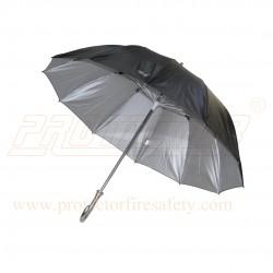 Rain Umbrella Round Handle 12 Rib
