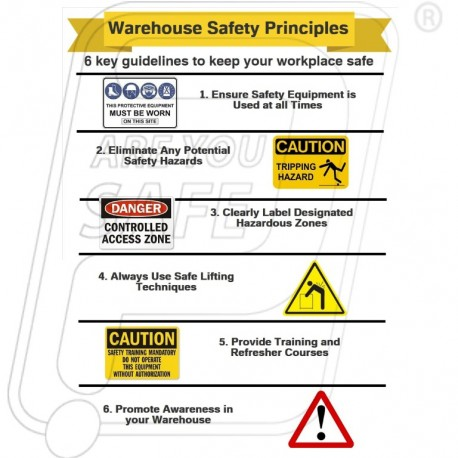 Protector Firesafety India Pvt  Ltd  - Warehouse Safety Principles