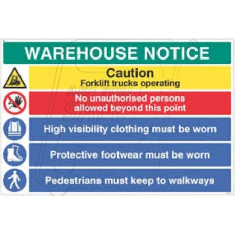 Protector Firesafety India Pvt  Ltd  - Warehouse Notice in Ahmedabad
