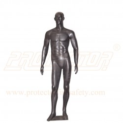Full body male mannequine