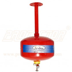 Fire extinguisher automatic modular 5 Kg.