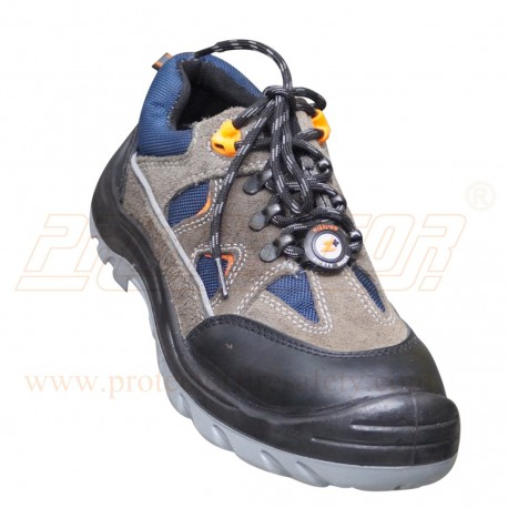 Safety Shoes PU sole Z + 1 Double Density ISI