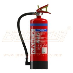Fire Extinguisher ABC 4 KG Kanex