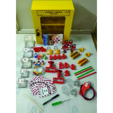 Electrical Equipment & MCB loto kit