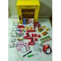 OSHA LOTO Electric Complete Kit