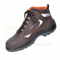 Shoes FS-65 Brown Dual Density Karam ISI