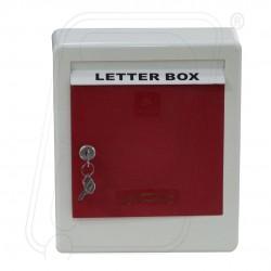 "PVC Letter Box 10"" X 12"" X 3"""