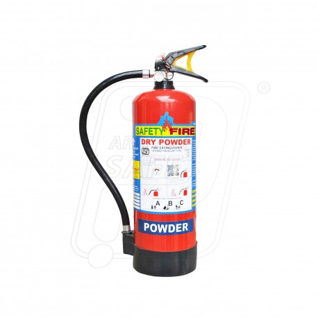 Fire Extinguisher ABC 6 KG Safety Fire