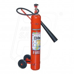Fire Extinguisher CO2 type 6.5 Kg. Safety Fire
