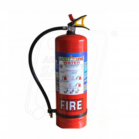 Fire extinguisher water CO2 S.P 9 Ltr Safety Fire