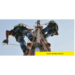 Telecome Tower Climbing Kit