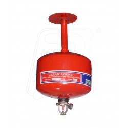 Fire Ext auto. modular clean agent 4 Kg. Safety Fire