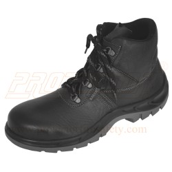 Shoes High Ankle Dual Density FS21 Black Karam ISI