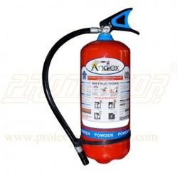 Fire Extinguisher DCP type 6 Kg stored pressure Andex