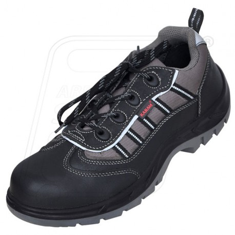 Shoes Dual Density Executive Sporty FS62BL Karam