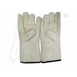 "Hand gloves heat resistance 14"" Kevlar"