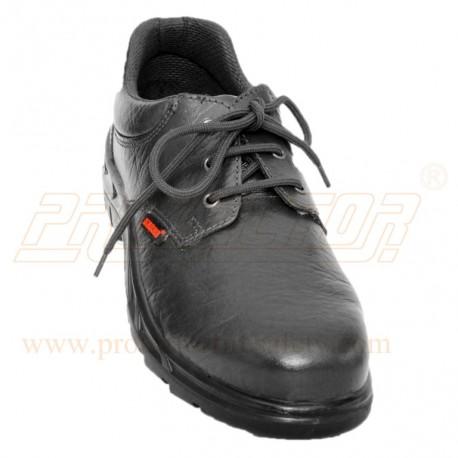 Shoes Delux Mid Steel Plate FS-05 Black Karam CE