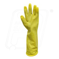 Hand Gloves PVC Unsupported 35 to 45 CM Protector