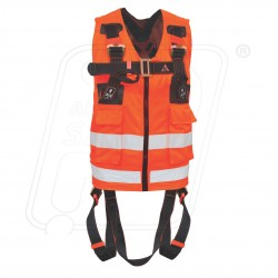 Vest Harness With Fluorescent PN(RO) Karam