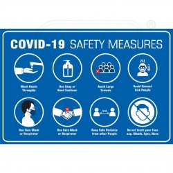 Employee Safety Poster