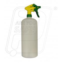 Trigger pump with 1 litre bottle