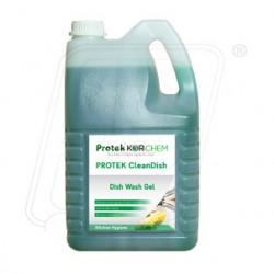Protek Dish Cleaner Gel 5 Litre